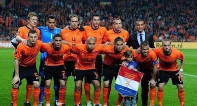 Denmark-Belanda 1-0