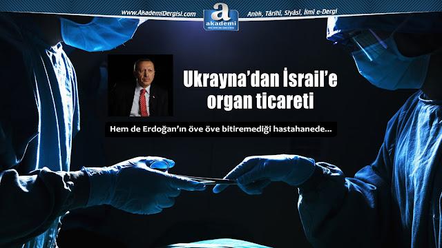 Recep Tayyip Erdoğan, akp'nin gerçek yüzü, organ nakli \ bağışı, organ ticareti, ukrayna, israil, sanhedrin hahamları,