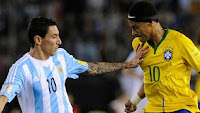 Argentina vs Brasil 1-1 Video Gol & Highligts