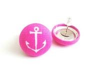 Nautical Anchor Fabric1