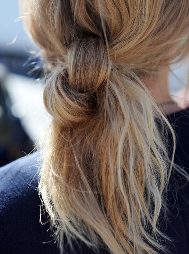 Knotted Pony
