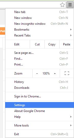 Cara Mengatasi Google Chrome Yang Lambat