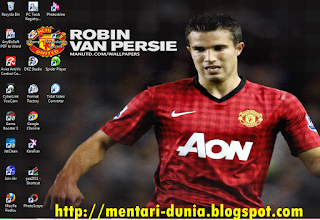 DOWNLOAD TEMA MU (MANCHESTER UNITED) TERBARU 2013 WINDOWS 7