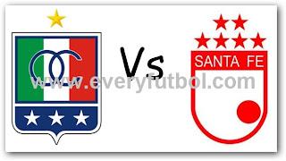 Ver Once Caldas Vs Santa Fe Online En Vivo – FPC Liga Postobon