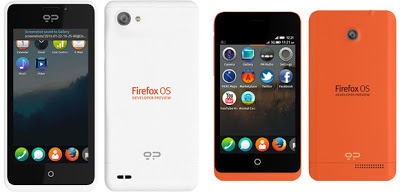 Open Source - Firefox OS - Keon & Peak