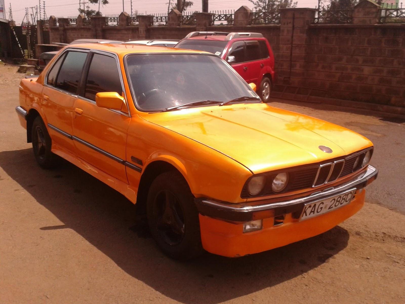 PHOTOS - Nairobi\'s Hottest Cars