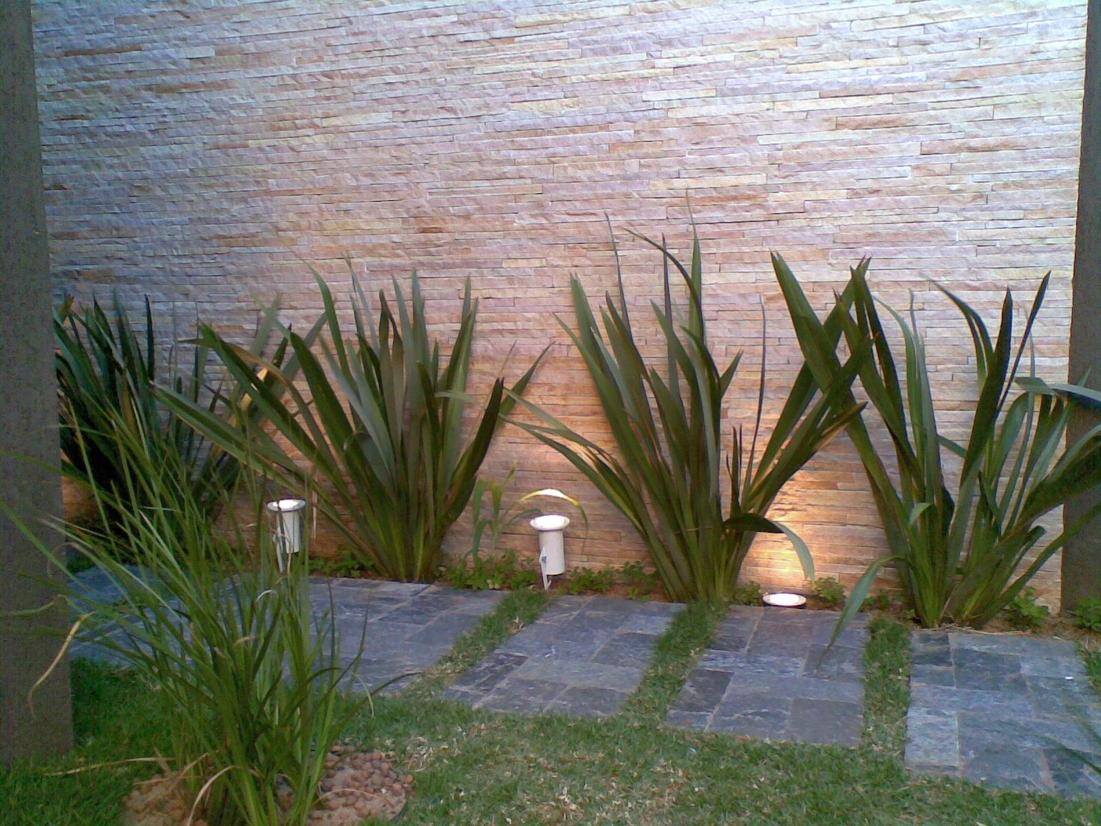 iluminacao de jardim tipos : iluminacao de jardim tipos:Iluminação do jardim, realçando as plantas escolhidas com