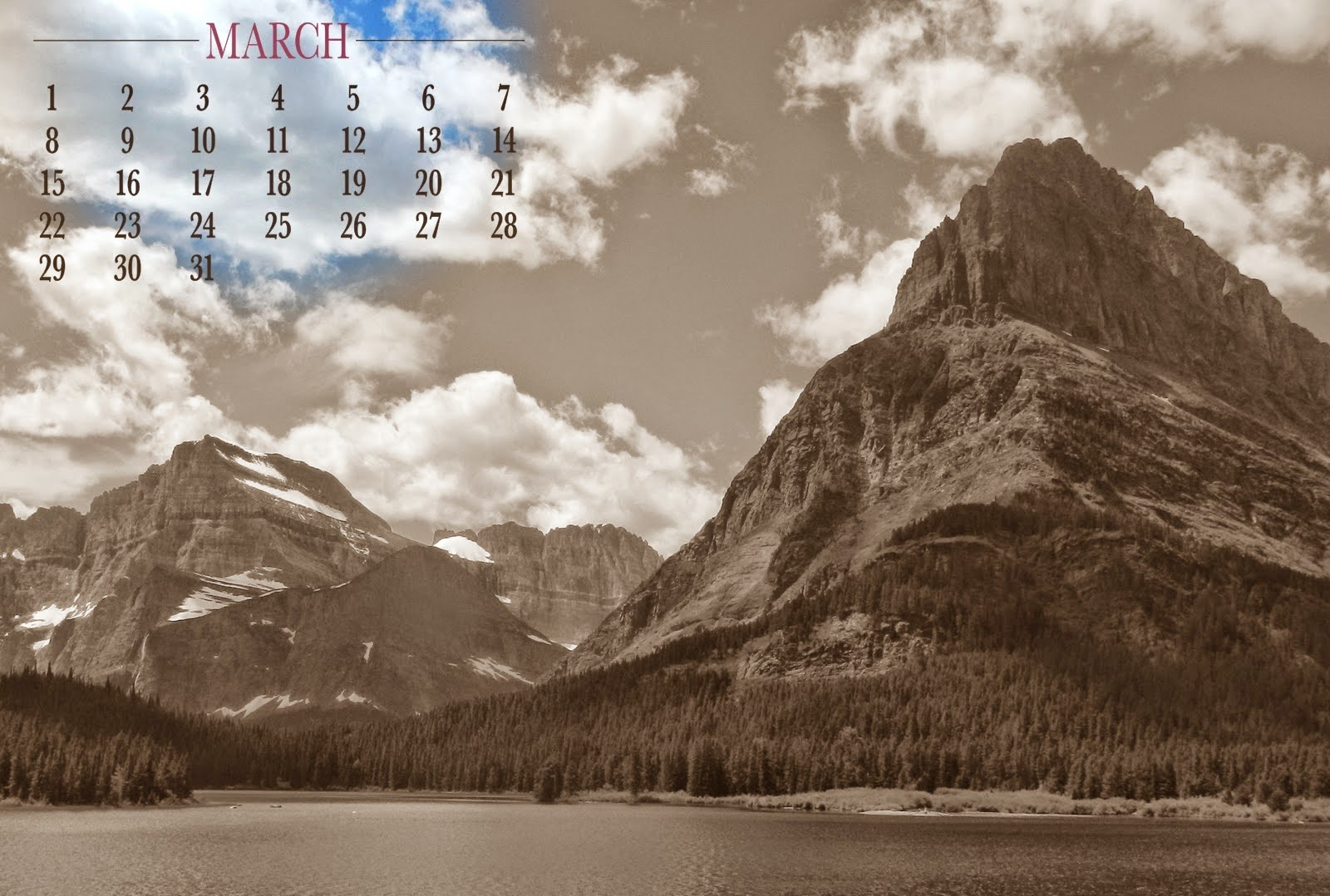 http://glacierparkinc.blogspot.com/2015/03/march-2015-calendar.html