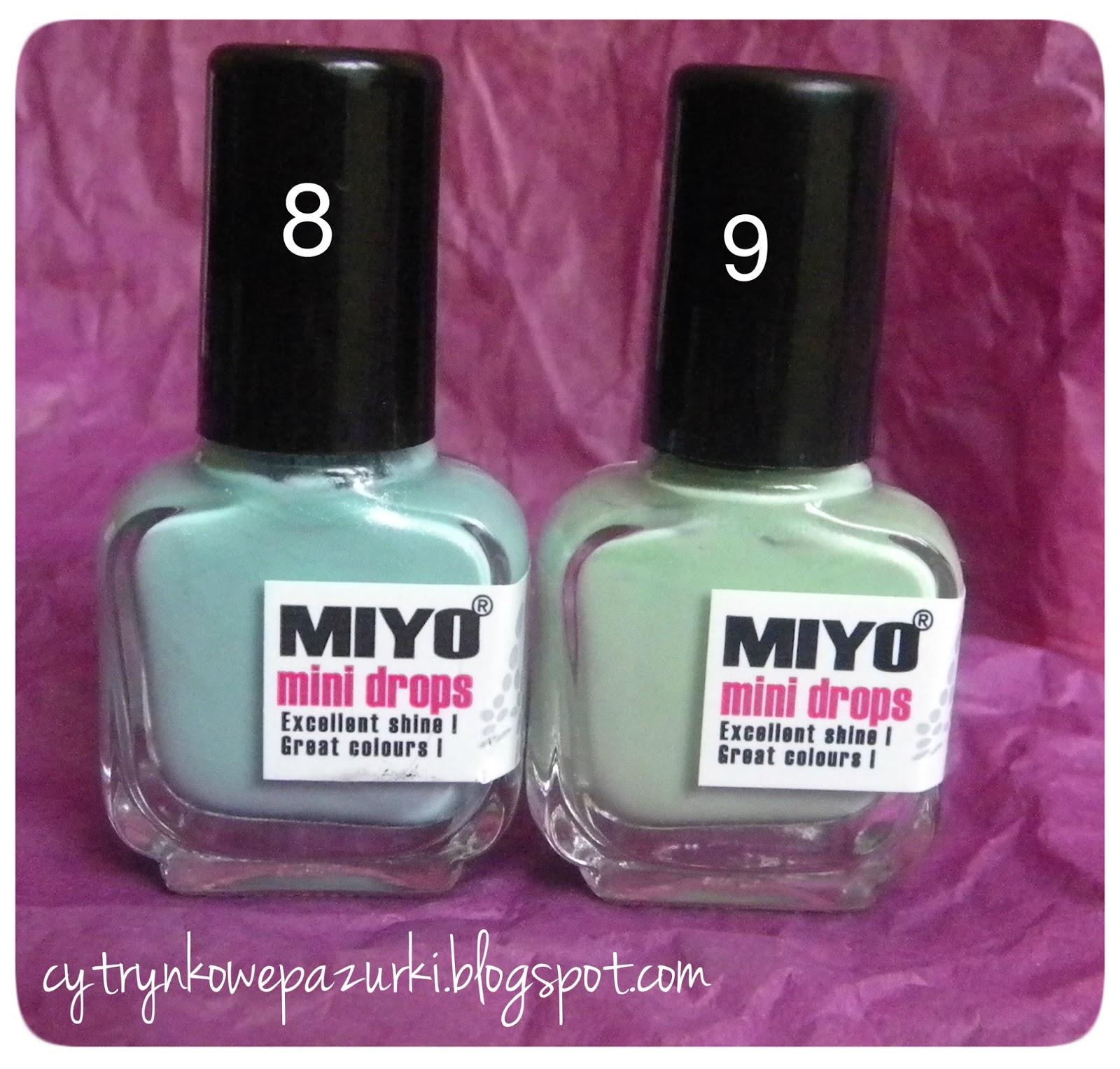 miyo mini drops