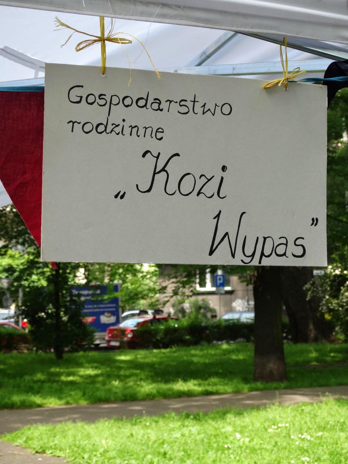 Targ Śniadaniowy, Park Krakowski, sery