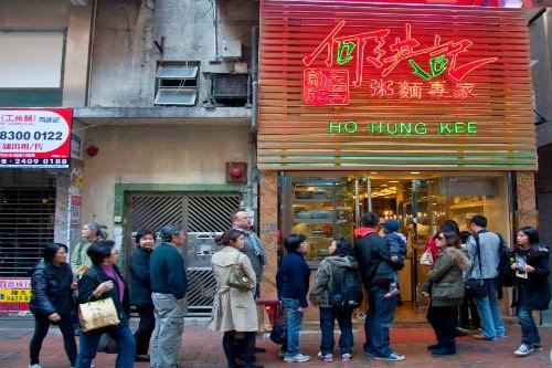 wisata kuliner di Hong Kong