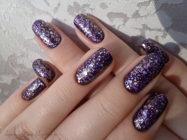 Hare polish Amethystos