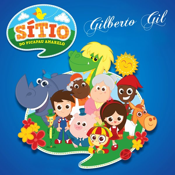 Download Gilberto Gil - Sítio do Pica-Pau Amarelo MP3 Música