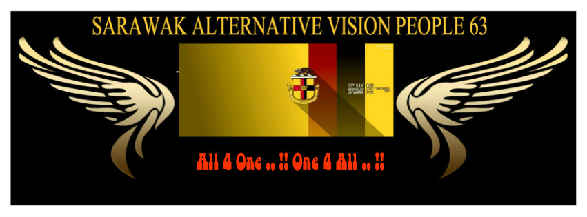 SARAWAK ALTERNATIVE VISION PEOPLE