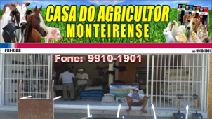 Casa do Agricultor Monteirense