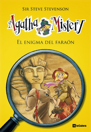 Agatha Mistery 1. El enigma del faraón - Sir Steve Stevenson