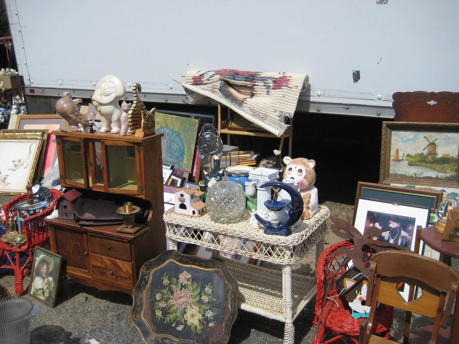 French flea markets i heart shabby chic for Antique marketplace