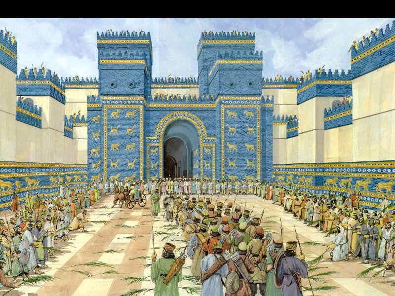 Re: ( Gioco).Se tu fossi... Babilonia