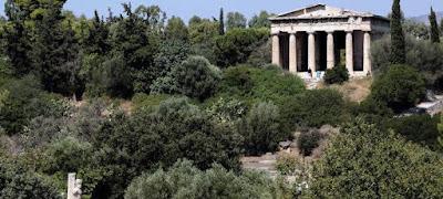 «Λίφτινγκ» στις διαδρομές της Αρχαίας Αγοράς