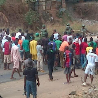Soldiers Kill Four Protesting Nassarawa State University Students