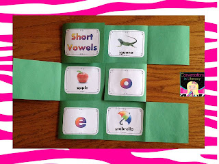 short vowel activities