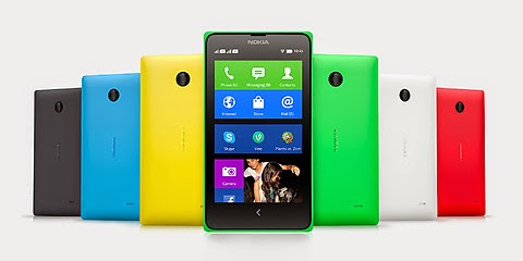 Review Nokia X Android Dual SIM