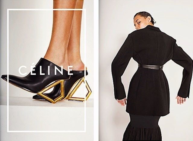 CÉLINE-Adcampaign-elblogdepatricia-shoes-calzado-scarpe-calzature