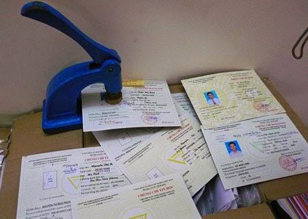 Dịch Vụ Bằng Cấp Uy Tín Nhất Tại Tphcm Hiện Nay