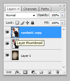 rambut14 Cara seleksi pada bagian rambut di photoshop