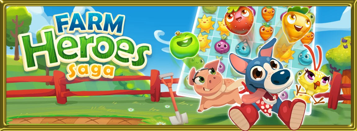 Farm Heros Saga All Help