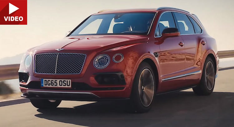New Bentley Bentayga Proved To Be Too Good To Ignore In This Review
