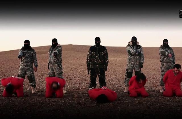 لن تصدقوا من يكون هو عملاق داعش وقائد فريق الإعدام فيها