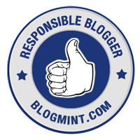 Proud To Be A Responsible Blogger!