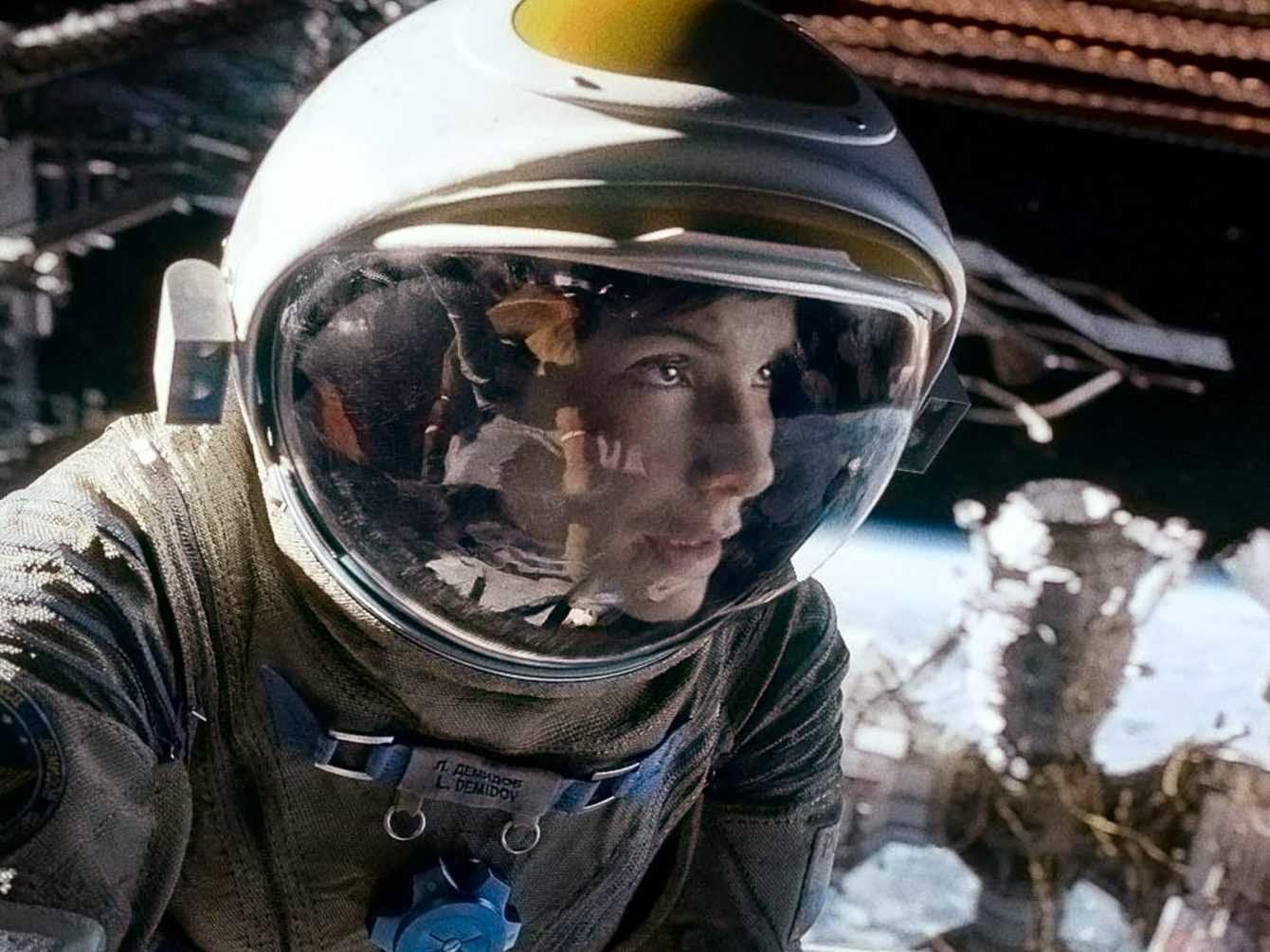 Sandra Bullocks Hair In Gravity | Search Results | Celebrity Haircuts