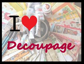 I Love Decoupage