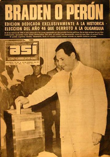 75 AÑOS DE PERONISMO