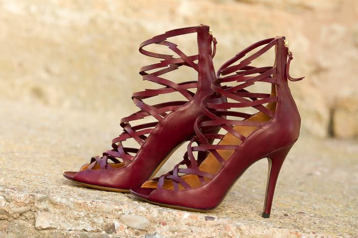 Blogger española adicta a los zapatos withorwithoutshoes