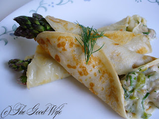 ... crepes with mushroom asparagus crepes with mushroom asparagus crepes