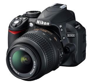 Harga Kamera DSLR Nikon D3100 Beserta Reviewnya