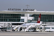Ataturk is a huge airport and we had to get a visa to enter the country ($20 . (ataturk airport arrivals istanbul turkey)