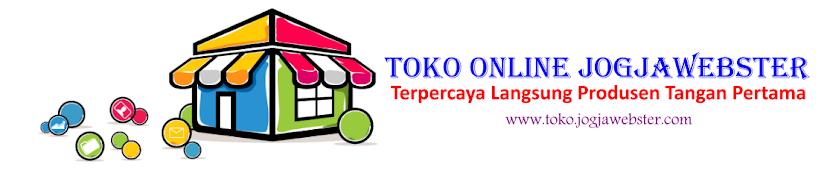 Toko Online JogjaWebster - Terpercaya Langsung Produsen Tangan Pertama WA. 08960 31 70674