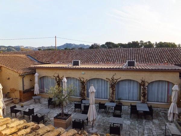 France Provence baux-de-provence hôtel fabian des baux