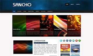 Sancho WordPress Theme