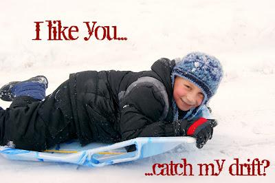 Snow Pun Valentines