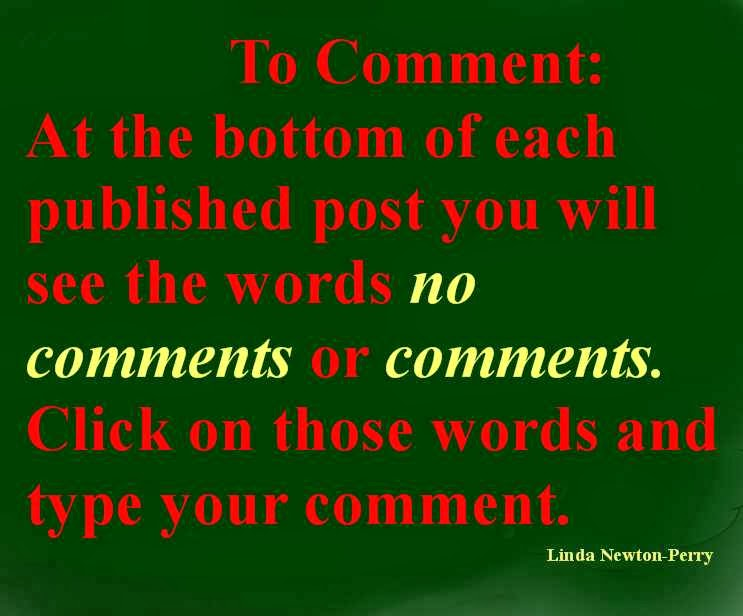 How to Comment