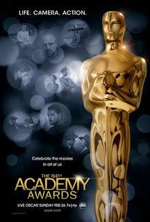 La 84 entrega de los Oscares