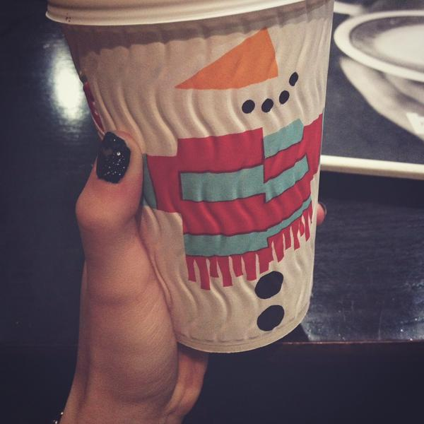 costa christmas cups 2014