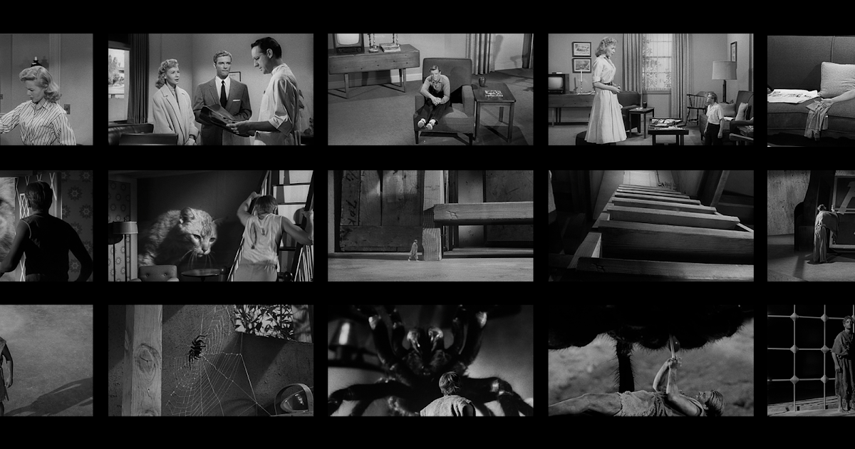 Cinemosaic The Incredible Shrinking Man 1957