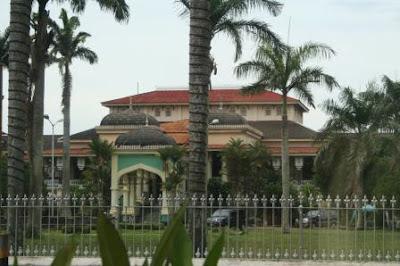 Istana Maimoon Sekarang