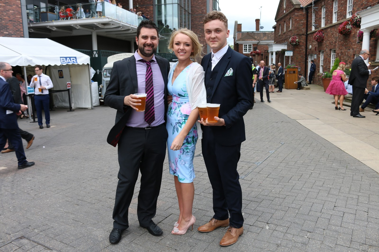 Dove #100Colours Campaign at York Races!